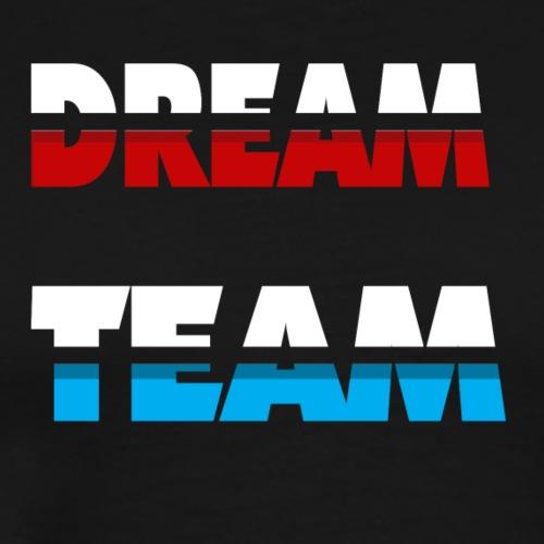 DreamTeam - Herre premium T-shirt