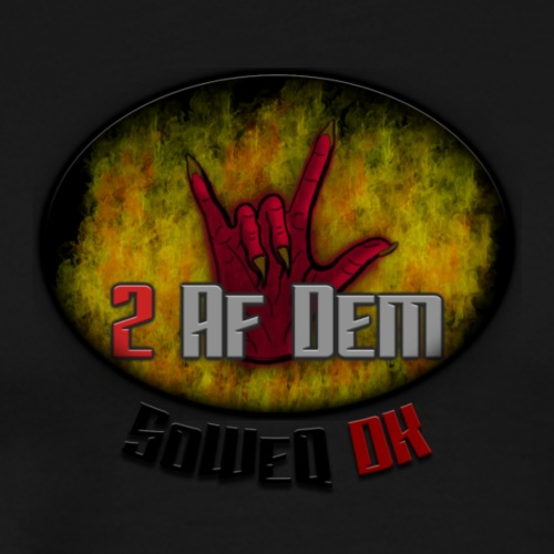 #2AfDem Collection ! - Herre premium T-shirt