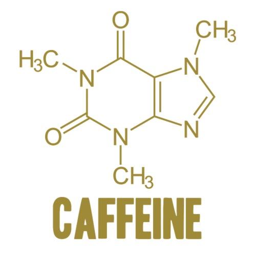 Dark Caffeine - Camiseta premium hombre