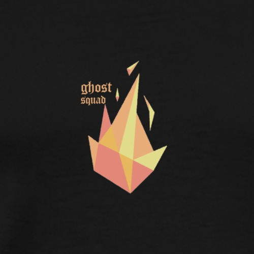 ghost squad fire - Männer Premium T-Shirt