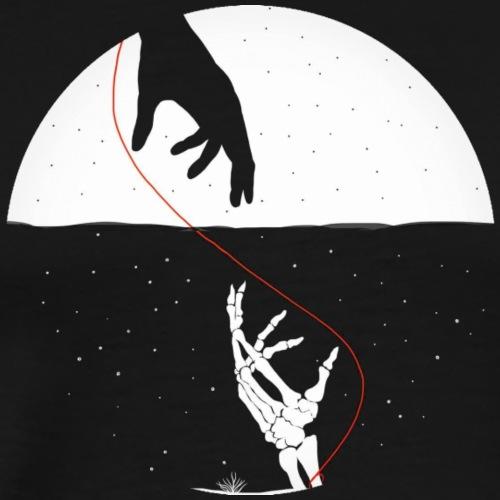 Vie et Mort - T-shirt Premium Homme