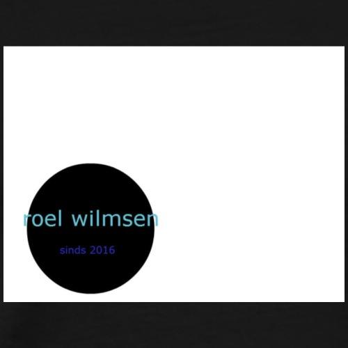 roels logo - Mannen Premium T-shirt