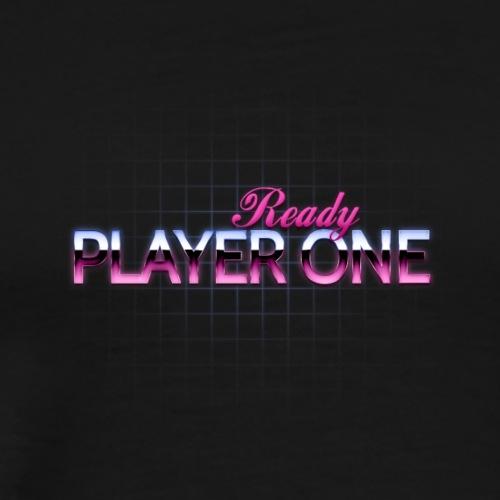 Ready Player One - Men's Premium T-Shirt