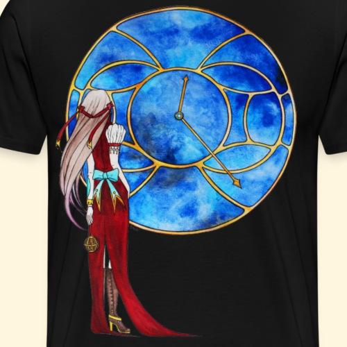 Fenêtre sur les étoiles - T-shirt Premium Homme