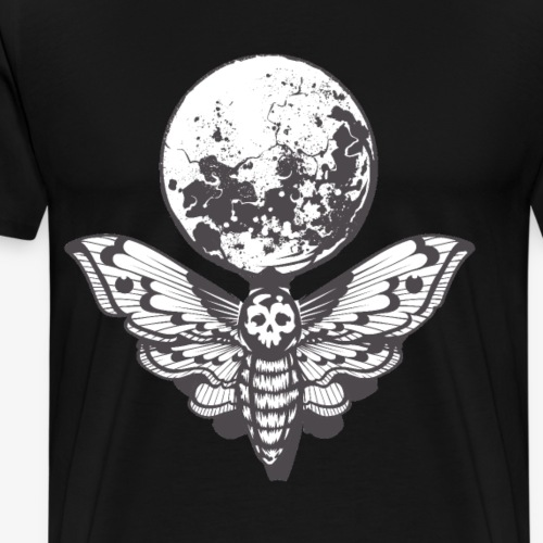 Oruga Luna - Camiseta premium hombre