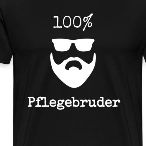 Ambulante Pflege T-Shirt Herren Pflegebruder - Männer Premium T-Shirt