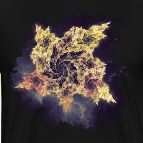 Ouragan Astral - T-shirt Premium Homme
