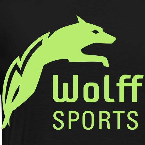 Wolff Sport - Männer Premium T-Shirt