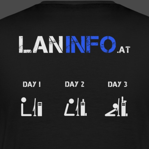 3 day party - Männer Premium T-Shirt