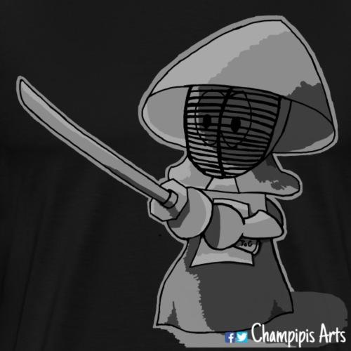 Champi'Kendoka Sign - T-shirt Premium Homme