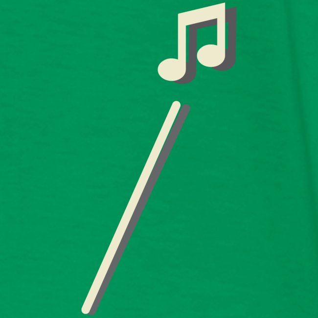 scheet muzieknoot