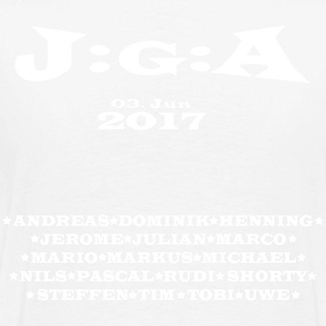 JGA Marco namen
