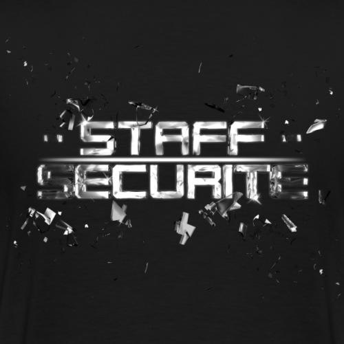 STAFF SECURITE by Florian VIRIOT - T-shirt Premium Homme