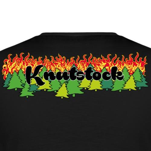 Knutstock Logo mit Wald