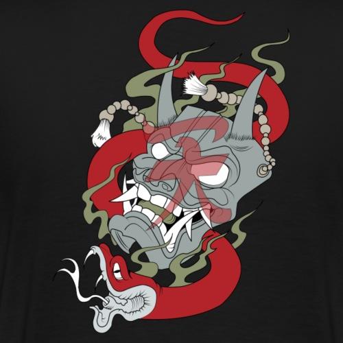 Démon - T-shirt Premium Homme