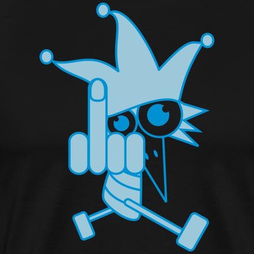 fffoool_m_art_fuck_you - Männer Premium T-Shirt