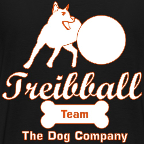 Treibball Team - Mannen Premium T-shirt