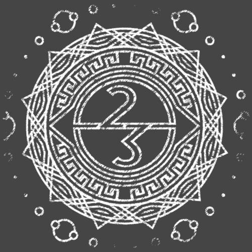 2323043 Tekno 23 Maya - Camiseta premium hombre