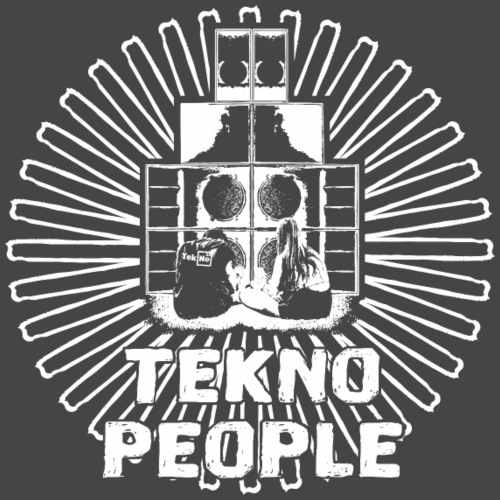 tekno people 23 - Maglietta Premium da uomo