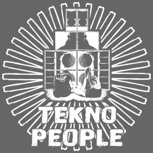 tekno people 23 - T-shirt Premium Homme