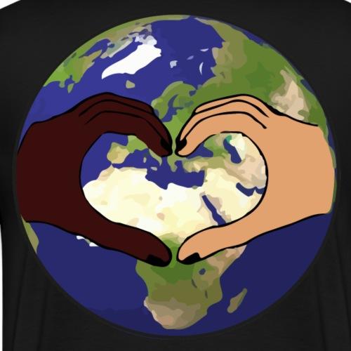 Logo (hinten) - Männer Premium T-Shirt