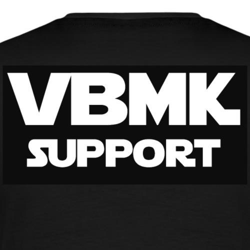 Vbmk support - Premium-T-shirt herr