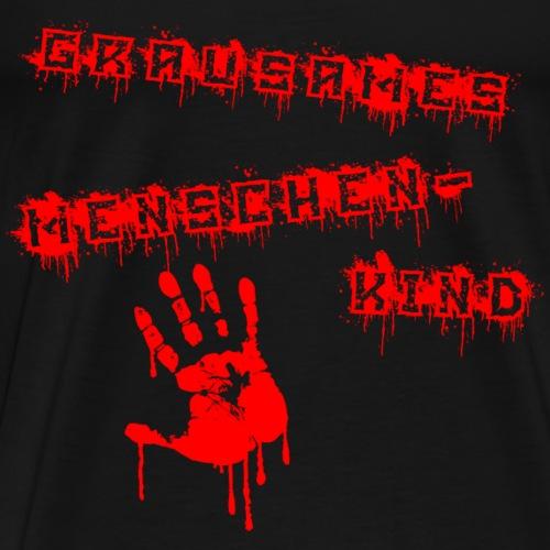 Menschenkind - Männer Premium T-Shirt