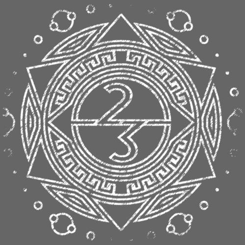 23 MAYA TEKNO - T-shirt Premium Homme
