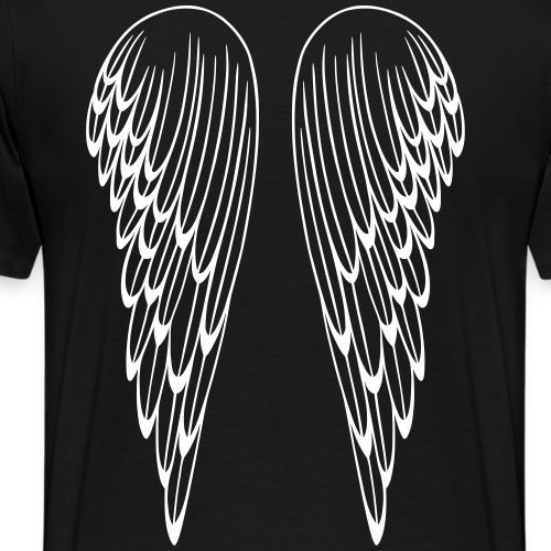 Engel, Flügel, Engelsflügel