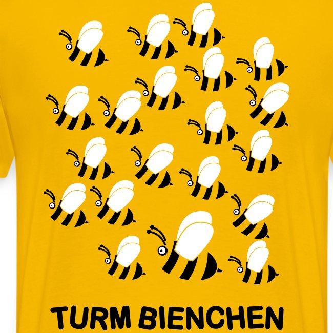 Biene 2 Farben