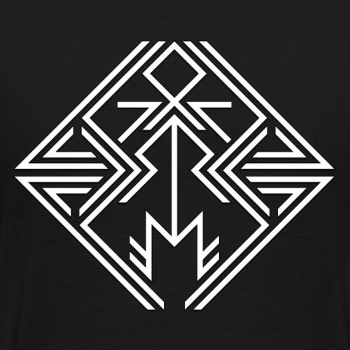 JDW-Designs Logo - Mannen Premium T-shirt