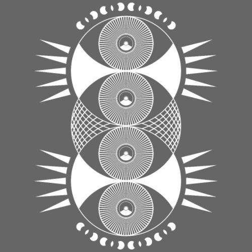 tekno 23 rings - Koszulka męska Premium