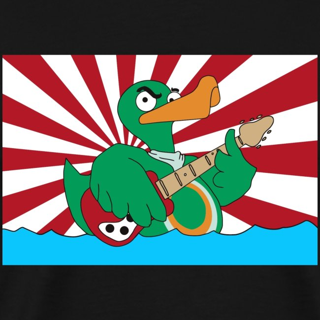 wild duck flagge