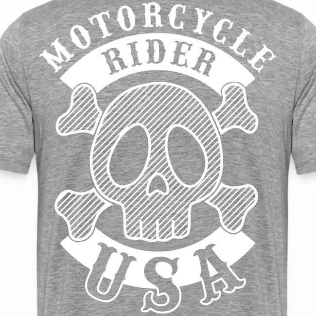Motorcycle Rider USA