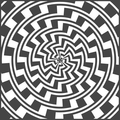 spirale 23 - Maglietta Premium da uomo