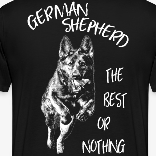 GS the best or nothing - Männer Premium T-Shirt