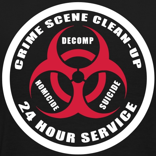 Crime Scene Clean-Up - Men's Premium T-Shirt