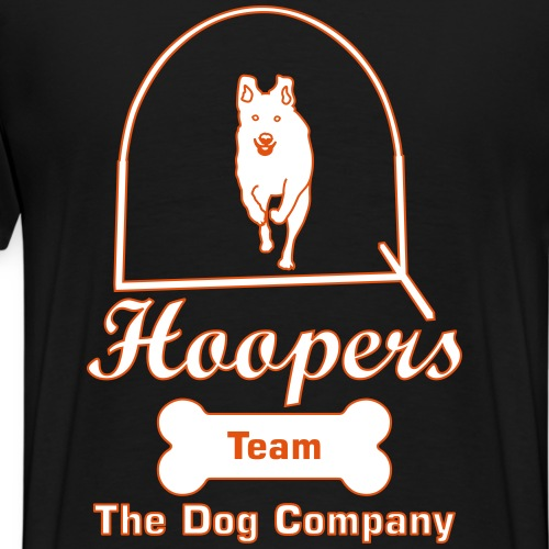 Hoopers - Mannen Premium T-shirt