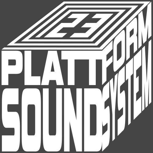 PLATEFORME 23 SOUND SYSTEM - T-shirt Premium Homme