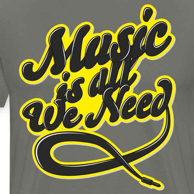 Music Is All We Need