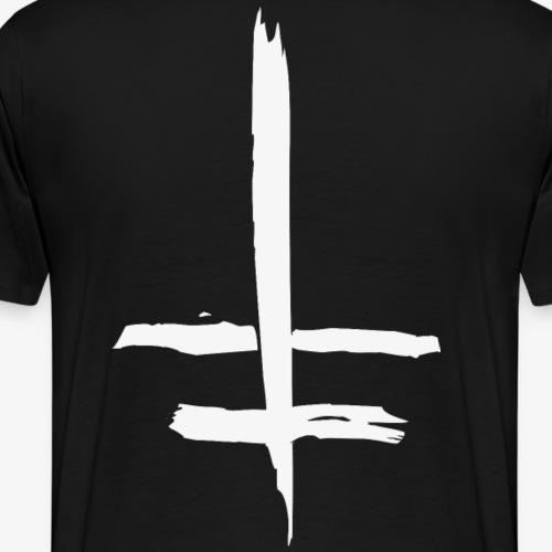KAOZ CROSS - Männer Premium T-Shirt