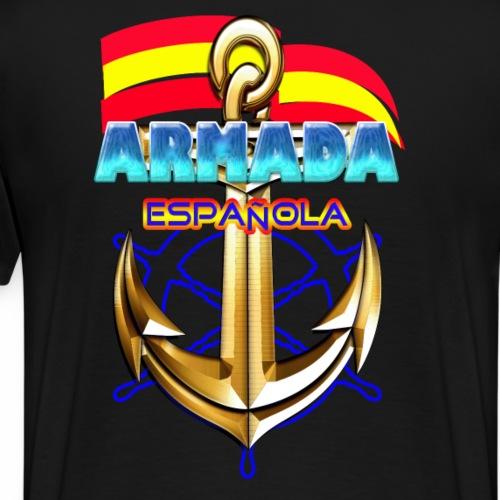 ARMADA ESPAÑOLA - Camiseta premium hombre
