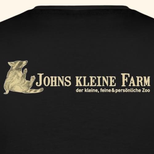 Johns kleine Farm - Männer Premium T-Shirt