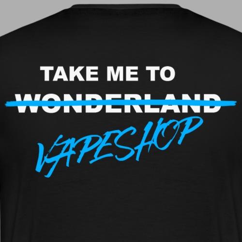 Vapeland - Männer Premium T-Shirt