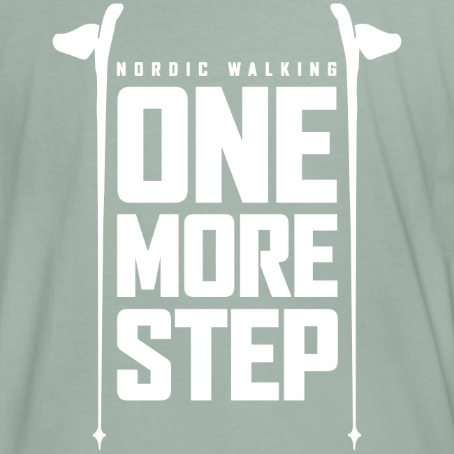 Nordic Walking - One more step