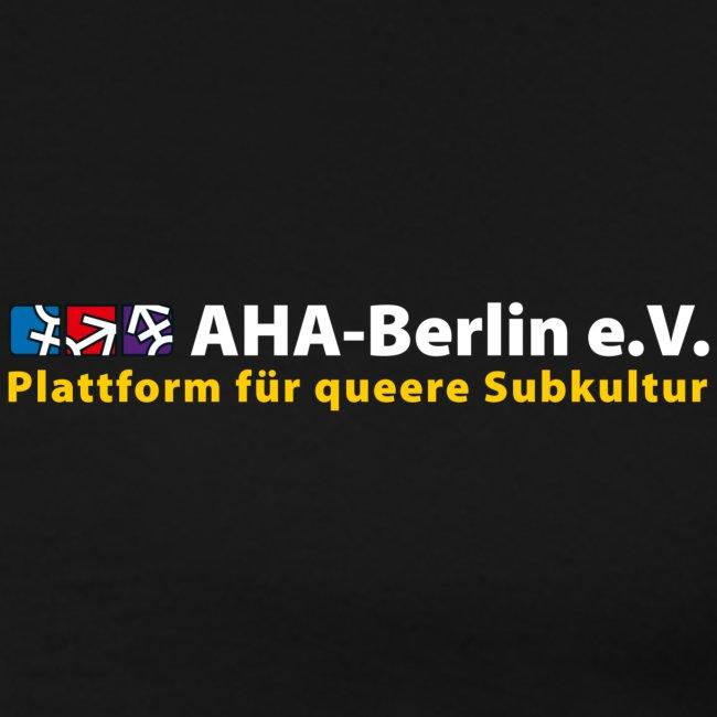 Logo flach für dunkle Shirts