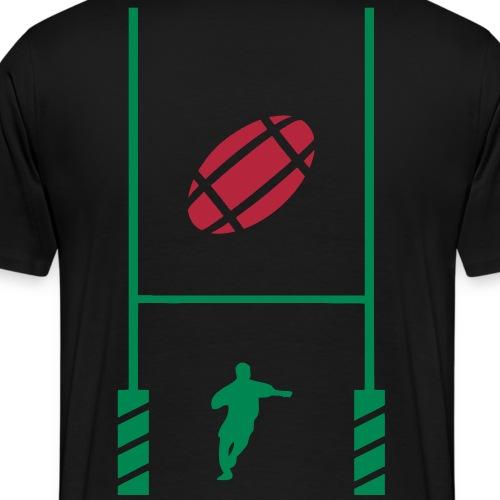 essai rugby 2 - T-shirt Premium Homme