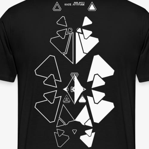 Symmetric_8 - Männer Premium T-Shirt
