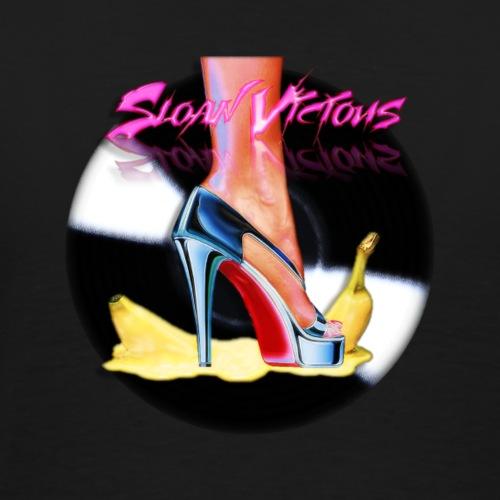 Sloan Vicious Hot Vinyl [Cyber Glam Collection] - Men's Premium T-Shirt