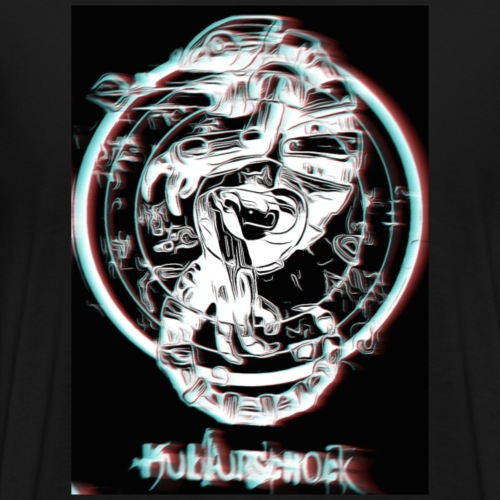 tribecore gekko 23 - Männer Premium T-Shirt